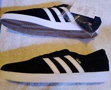 Adidas Silas Vulc ADV noir blanc UK11.5 Nouveau Entièrement neuf dans sa boîte-Skateboard Skate