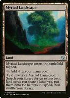 Grasslands Mirage HEAVILY PLD Land Uncommon MAGIC THE GATHERING CARD ABUGames