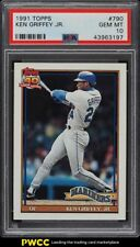 1991 Topps Ken Griffey Jr. #790 PSA 10 GEM MINT
