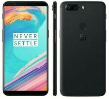 """Oneplus 5T 6GB 64GB 6.01"""" Octa Core NFC Android 4G Smartphone Unlocked Mobile"""