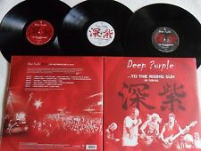 LP DEEP PURPLE To The Rising Sun - Tokyo 2014 (3LP) EDEL 0210534EMU  SEALED