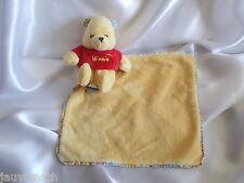 Doudou Winnie l'ours, et son mouchoir, Disney Baby