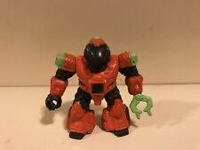 Battle Beasts Hardtop Tortoise #17 Working Fire Symbol Rub Hasbro 1987
