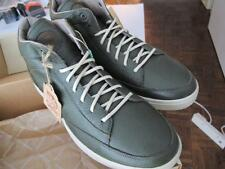 DIESEL The Great Beyond Hi-Culture Men's Leather Sneakers Olive Night, var sizes