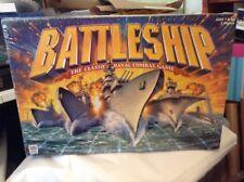 2002 BATTLESHIP BOARD GAME MILTON BRADLEY Factory Sealed