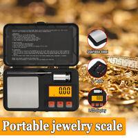 Pocket 200g x 0.01g Digital Jewelry Gold Coin Gram Balance Weight Precise