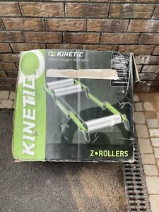 Kinetic Z. Rollers- Nearly New
