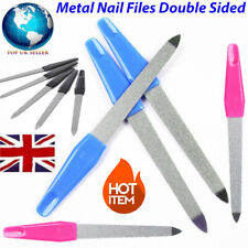 Professional Nail File Double Sided Nail File Manicure Pedicure Nail Care Tool