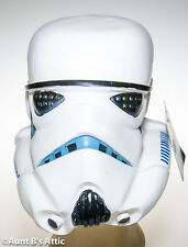Storm Trooper Star Wars Full Over The Head Movie Character Mask