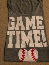 womens baseball mom shirts