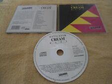 CD CREAM - WHITE ROOM - BEST - ZOUNDS 511 949-2 phono 1991 neuwertig ! RAR