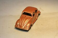 1960 Volkswagen Beetle TootsieToy Made in USA Free Shipping