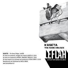 Kaseta - Le Flah Tape Series Volume 3: The Name Obliges (2016 - CH - Original)