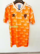1988 Netherlands Home Retro Soccer Football Shirt Jersey Vintage  Edition