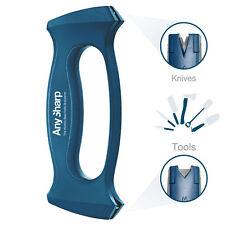 AnySharp Multi Tool Sharpener Knife Scissor Shear Trowel Pruner Garden Kitchen