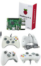 xBox 360 Style PC USB Controller Game Pad For Retropie Pi3 Raspberry PC MAC