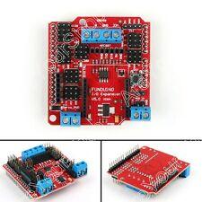 Xbee/Bluetooth/SRS485 RS485/APC220 I/O Sensor Expansión Escudo V5.0 Para Arduino