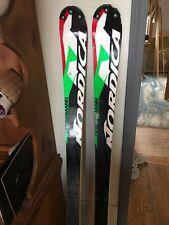 nordica dobermann skis 165 Cm Fis Sl