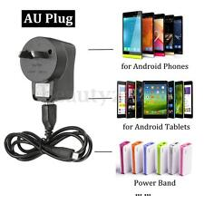 160+ SOLD AU Plug Wall Charger AC 100-240V Adapter DC 5V 1A Power Supply Jack