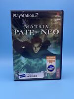Matrix: Path of Neo (Sony PlayStation 2, 2005) PS2 COMPLETE & TESTED