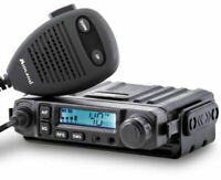 Midland M Mini  Ultra Small Multi Band AM/FM 12v Car CB Radio Transceiver