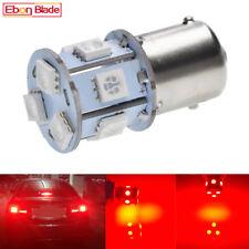 1Pcs RED 1157 BAY15D 5050 9SMD LED Car Motor Tail Brake Stop Light Bulbs 6V DC