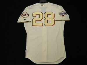 San Francisco Giants Gold Fan Jerseys for sale   eBay