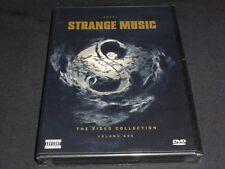 Strange Music - The Video Collection Volume 009, DVD