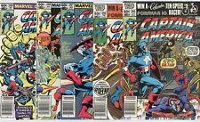 Captain America #265 - 300  Complete Run  avg. NM- 9.2  Marvel  1982  No Reserve