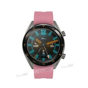 22mm Silicone Sport Band Strap For Huawei Watch GT2 46mm Samsung Galaxy Gear S3