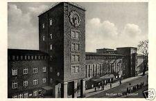 4890/ Foto AK, Beuthen OS, Bahnhof, ca. 1930
