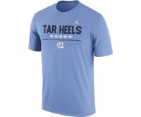 North Carolina Tar Heels Mens Nike Jordan Legend DRI-FIT T-Shirt - XL & L - NWT