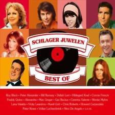 Schlagerjuwelen-Best Of (3er Boxset) von Various Artists (2010)