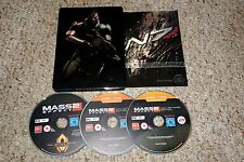Mass Effect 2 (Collector's Edition)  (PC, 2010) Complete in Steelbook UK PAL