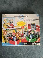 Mario Kart Wii Mario and Luigi vs Goombas and Thwomps Set K'nex RARE New!