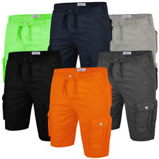 Stallion Men's Cargo Combat Summer Shorts(FOR BEST FIT SEE ATTACHED DESCRIPTION)