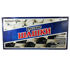 Brettspiel Dame russisches Spiel Schaschki ????? ????????