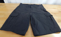 USED Men's Eddie Bauer Classic Fit Stretch Adventure Trek Shorts