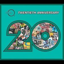 RYKO TWENTIETH 20th ANNIVERSARY 2CD BOXSET w/ BOOKLET, ALL AS NEW