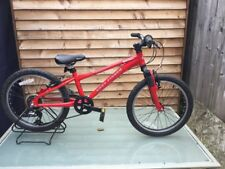 Gary Fisher Boys Mountain Bike  20 Wheel Alloy Frame 6 Speed Ref1266b