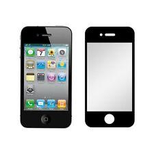 Black-trim Anti-glare Matte Screen Protector for Apple iPhone 4/4S