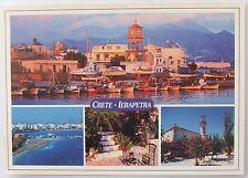 Multi scene postcard from Crete - Ierapetra