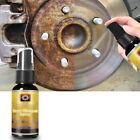 Car Part Rust Cleaner Spray Wheel Hub Derusting Spray Rust Remover Accessories