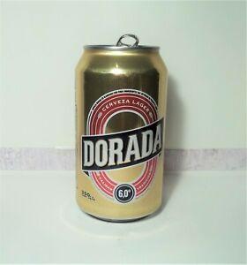 Chile Beer Can Lata Cerveza Dorada 2016 - Open (See description)