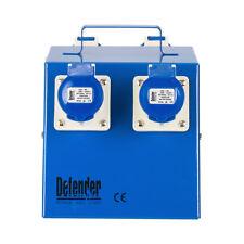 Defender Distribution Unit / Splitter Box 4-Way 16amp 240v