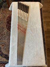 Nippon Pro Modus 3 125 X-Stiff Shafts, Set Of 7, 4-PW Standard Length