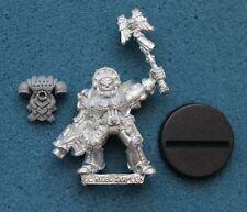 Warhammer 40k Blood Angels Space Marine Chaplain Metal OOP (P286)