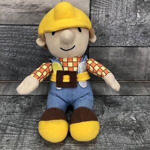 Bob The Builder Plush Vintage Soft Toy 22cm