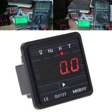 GV13T AC220V Diesel Generator Digital Voltmeter Frequency Hour Test Panel Meters