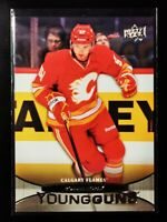 ROMAN HORAK YOUNG GUNS - 11/12 UD SERIES 1 RC SP ROOKIE #204